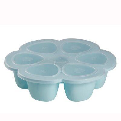 Contenedores para Congelar de Silicona Beaba 150 ml