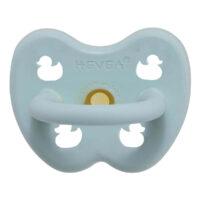 Chupete Hevea Ortodoncia 0-3M Baby Blue