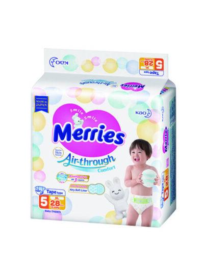 Pañales Desechables Merries XL